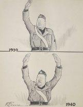 Image of The Fascist Salute - Summers, William, 1897?-1951