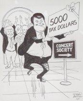 Image of 5000 Tax Dollars - Mortimer, James Winslow, 1919-1998