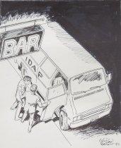 Image of Bar - Mortimer, James Winslow, 1919-1998