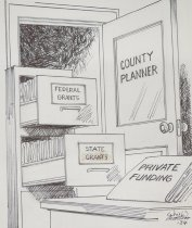Image of County Planner - Mortimer, James Winslow, 1919-1998