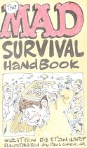 Image of The Mad Survival Handbook - Coker, Paul Jr, 1929-