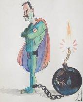 Image of [Ball and chain] - Kamel, Nagi, 1934-