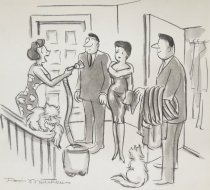 "Image of ""This is our customary ritual for departing guests."" - Matthews, Doris"