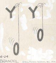 Image of YoYo - Brandel, Max
