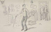 Image of At the club - Walker, Alanson Burton, 1878-1947
