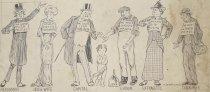 Image of A Happy (?) New Year - Walker, Alanson Burton, 1878-1947