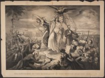 Image of The Outbreak of the Rebellion in the United States 1861 - Kimmel, Charles?