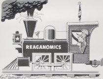 Image of Reaganomics - Alexander, Ken, 1924-