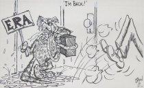 """Image of """"I'm back"""" - Jurden, Jack, 1926-2015"""