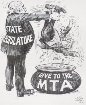 Image of Give to the MTA