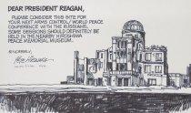 Image of Dear President Reagan - Hironaka, Pete