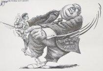 """Image of President for Life """"Baby Doc"""" Duvalier - Shelton, Mike, 1949?-"""