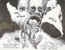 Image of USA & the world - Higdon, Bruce, 1950-