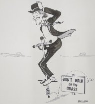 Image of Don't walk on the grass - MacLean, Alex, 1923-