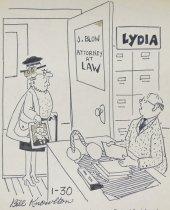 Image of Lydia - Knowlton, Bill, 1917-2008
