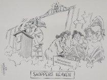 Image of Shopper's Heaven - Bolinger, Bruce, 1943-