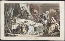 Image of The good man, death, and the doctor - Rowlandson, Thomas, 1756-1827