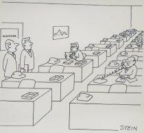 "Image of ""We're either understaffed or overdesked."" - Stein, Eli"