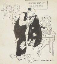 Image of Luncheon tickets - Brinkerhoff, Robert M., 1880-1958