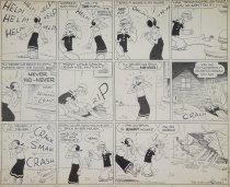 Image of Popeye - Zaboly, Bela (Bill), 1910-1985