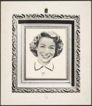 Image of Arlene Francis - Whitcomb, Jon, 1906-1988