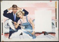 Image of A Crazy Mixed-Up Love - Whitcomb, Jon, 1906-1988
