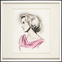 Image of Eva Marie Saint - Whitcomb, Jon, 1906-1988