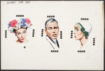 Image of Four Little Words - Whitcomb, Jon, 1906-1988