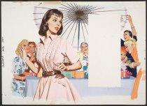 Image of Engagement Shower - Whitcomb, Jon, 1906-1988