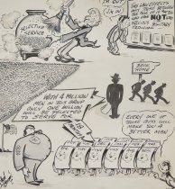 Image of A Quick Draft of the Draft Plan - - Brudon, R. Lynn