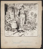 Image of Summer Boarders - Bush, Charles Green, 1842-1909