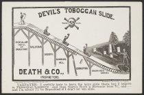 Image of Devil's Toboggan Slide - Hunting, George F.