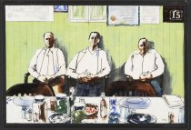Image of [3 men] - Sickles, Noel, 1910-1982