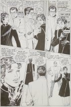 Image of [Page 25 of the story 'Quicksand' drawn for 'Lois Lane' Issue #2] - Morrow, Gray, 1934-2001