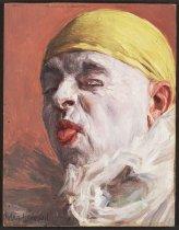Image of [self-portrait as clown] - Henrion, Armand Francois Joseph