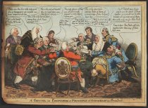 Image of A council in confusion or principle democracy too prevalent. - Rowlandson, Thomas, 1756-1827