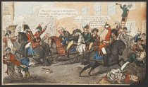 Image of This is far superior to the Walcheren Expedition, we shall get some credit by this conquer all before us. - Cruikshank, Isaac, 1756-1811