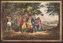 Image of Fortune-Hunting - Gillray, James, 1756-1815