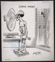 Image of Losing Weight - Buescher, Alfred J.