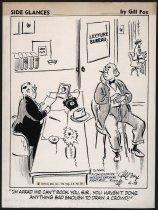 Image of Side Glances - Fox, Gill, 1915-2004