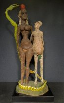 Image of [Adam and Eve] - Crawford, Bill, 1913-1982