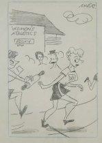 Image of Women's Athletics Relay - Mabe
