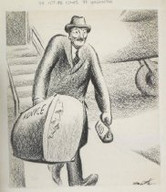 Image of Mr. Attlee Comes to Washington - Little, Tom, 1898-1972
