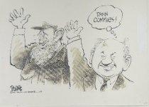 Image of Damn commies! - Powell, Dwane, 1944-