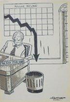 Image of [Dollar Decline] - Pletcher, Eldon, 1922-2013