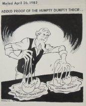 Image of Added Proof of the Humpty Dumpty Theory! - Morris, John Milton, 1907-1994