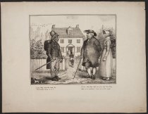Image of I say, this isn't the road to Philadelphy, honey, is it? - Clay, Edward Williams, 1799-1857
