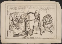 Image of Grey-vy soup for the poor - Heath, William, 1795-1840