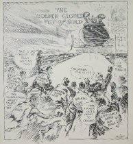 Image of The Golden Gloves Pot of Gold - Miller, Frank, 1898-1949