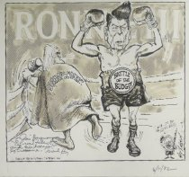 Image of Battle of the Budget - Rosen, Hy, 1923-
